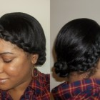 Hairstyles relaxed hair