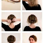 Hairstyles you can do with short hair
