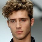 Men hairstyles for curly hair