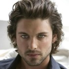 Men hairstyles for long hair