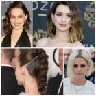Celebrity hairstyle 2017