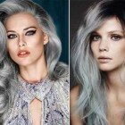 Colour hairstyles 2017