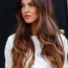 Hairstyle for 2017 for long hair