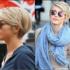 Long pixie haircut 2017