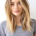 Medium long hairstyles 2017