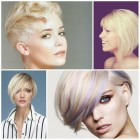 Short hairstyles and color for 2017