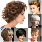 Short layered hairstyles 2017