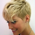 Stylish short hairstyles 2017