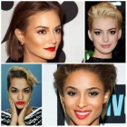 Trends in hairstyles 2017