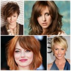 Trendy hairstyles for women 2017