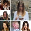 Trendy medium hairstyles 2017