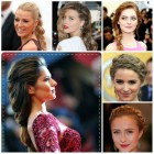 Celeb hairstyles 2019