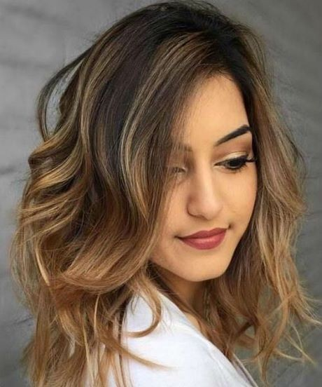 Medium hairstyles for 2019