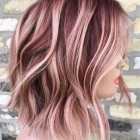 Shoulder length hairstyle 2019