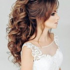 Bridal hairstyle 2020