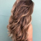 Long hair hairstyles 2020