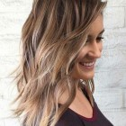 Medium length haircut 2020