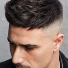 Mens short hairstyles 2020