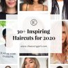New hairstyle trends for 2020