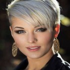 Short crop hairstyles 2020