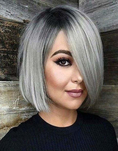 Short hair in style 2020