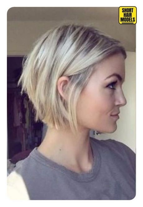 Short hairstyle pictures for 2020