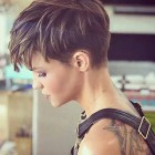 Very short hairstyles 2020
