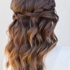 Braid prom hairstyles 2021