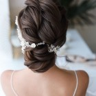 Hairstyle for bride 2021