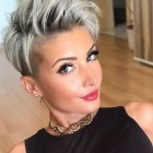 Latest short hairstyle for women 2021