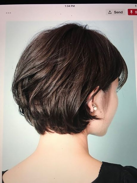New 2021 short hairstyles