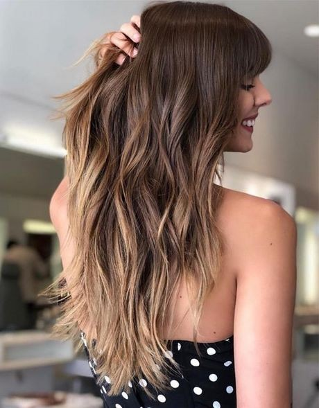 New hairstyles for 2021 long hair