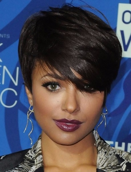 2019 black women short hairstyles