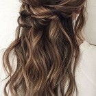 Bridesmaid hairstyles 2019