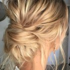 Hairstyle updo 2019