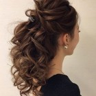 Homecoming hairstyles 2019