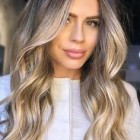 Long modern hairstyles 2019