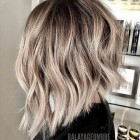 Medium haircuts for women 2019