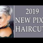 Pixie short hairstyles 2019