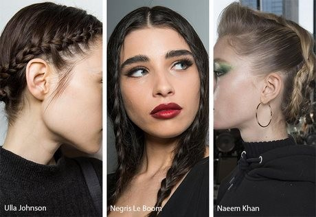 Popular hairstyles of 2019