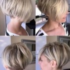 Short hairstyle ideas 2019