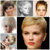 Stylish short haircuts 2019