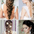 Bridal hairstyle 2016