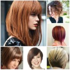 Hairstyles bobs 2016