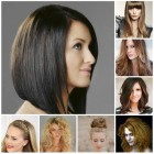 Hottest hairstyles for 2016