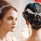 Latest bridal hairstyles 2016