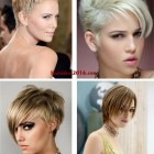 Latest short hairstyles for 2016