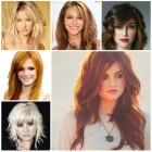 Layered hairstyles 2016