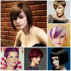 Short hairdos for 2016