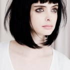 Short hairstyles with bangs 2016